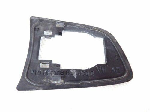 UNTERLAGE 1K8837088B VW SEAT