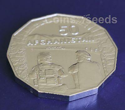 "50 Cent Coin 2015 Australia at War /"" CRETE /"" Uncirculated Money UNC 50c"