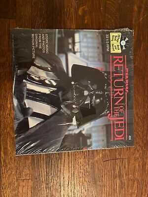 Star wars 24 page read along book and record