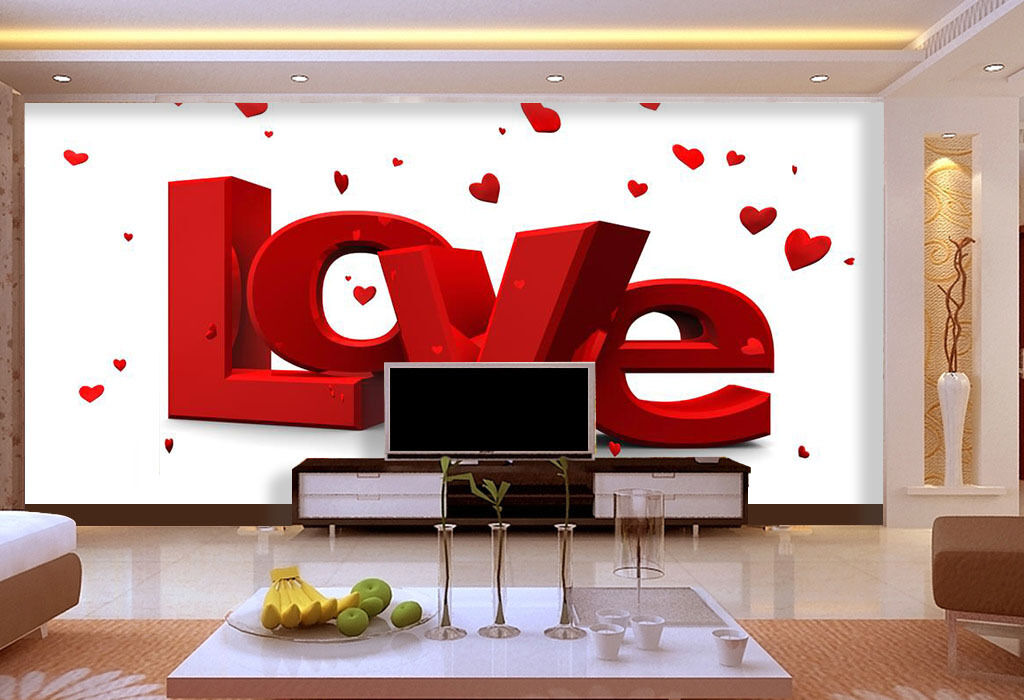 3D Loving Wall 562 Wall Paper Wall Print Decal Wall Deco Indoor Wall