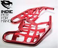 Anodized Red Nerf Bars Honda Trx400ex 1999-2007 Free Shipping Trx 400 Ex Trx400