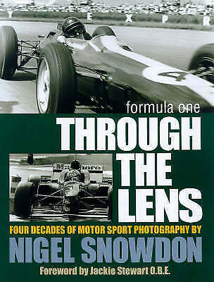 1 of 1 - Formula One Through the Lens: Four Decades of Motor Sport Photography, Steve Sma