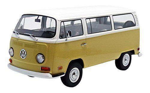 1971 Volkswagen Bus Beige 1 18  19012  en soldes