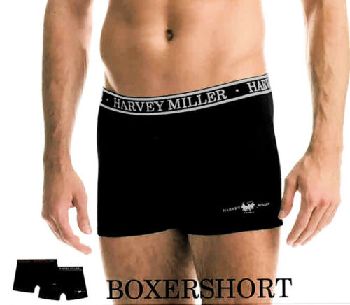 6er-Pack Harvey Miller Herren Boxer Short Unterhose Boxershorts Gr M L XL XXL