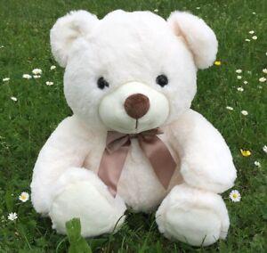 ♥ 50 cm Teddybär ♥ Kuschelbär Plüschtier Stoffbär Bär Plüschbär Teddy sitzend