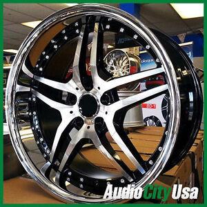 Image Is Loading 20x8 5 20x10 034 Mercedes Benz Bmc Wheel