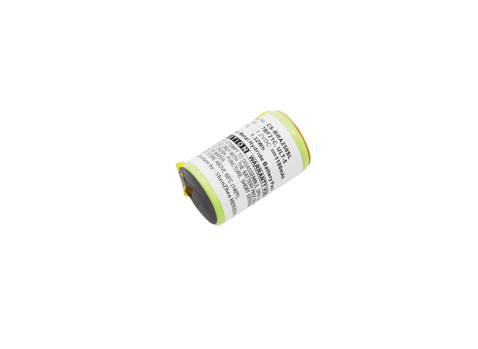 1.2V Battery for Remington ES-1000 Quality Cell NEW