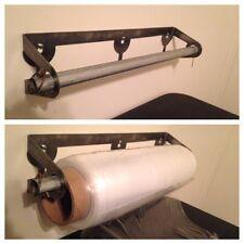 Shrink Stretch Wrap Dispenser Holder - Shop Paper Towels Garage Stand Rack