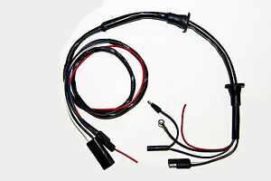 s-l300  Ford Mustang Wiring Harness on replacement fox body, junction box,