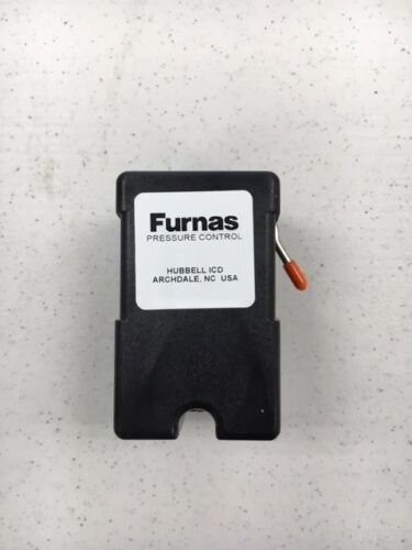 HUBBELL PRESSURE SWITCH AIR COMPRESSOR 69MB8L FURNAS