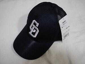 2014-2015-2016 Chunichi Dragons Baseball Mesh Cap Hat NPB Asics 55 ... 91e2fb55159