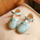 New Summer Children Kids Girls Sandals Shoes Soft Ankle Strap Flats Sandals Size