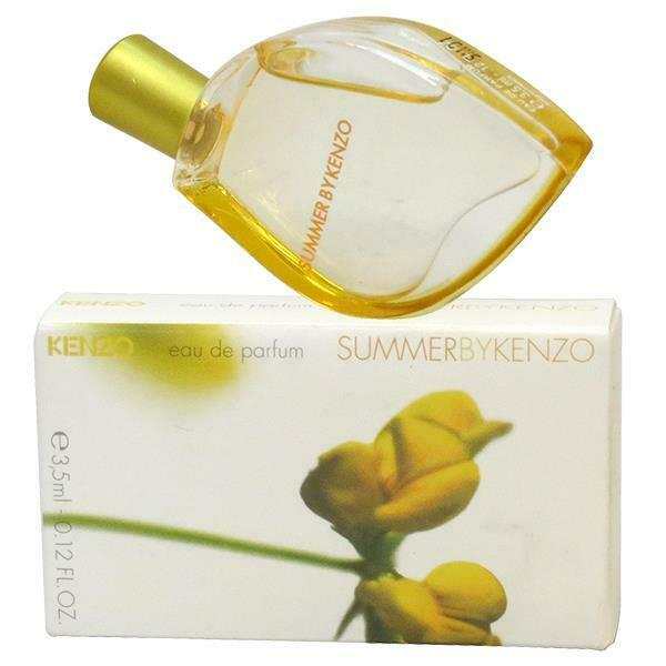 Bottle Mini Shape Leaf 5ml ozEdp Miniature Kenzo 12fl 3 Summer 0 N8wXPOn0k
