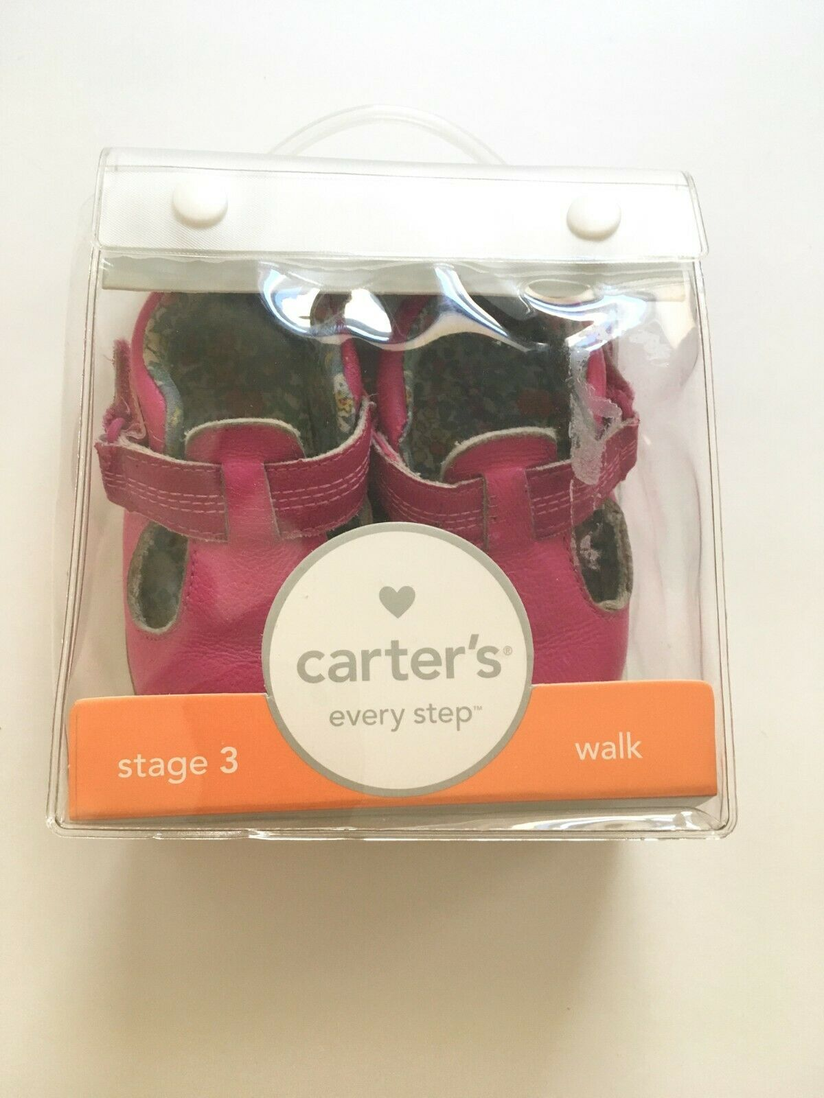 Carters Every Step Girls Alex Stage 3