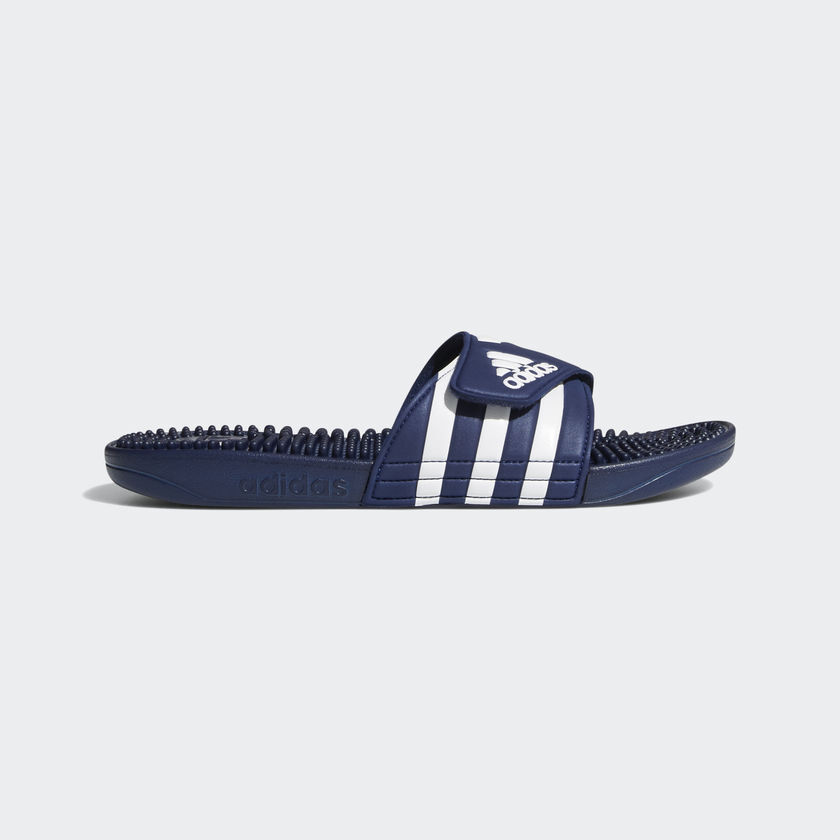ADIDAS ADISSAGE Mens Sandals Slippers Slides F35579 bluee