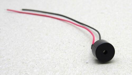 Piezo-Alarm-Summer mit integrierter Elektronik, 12 V DC, Buzzer, Beeper