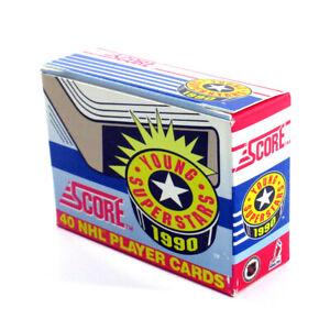 1991-92-Score-Young-Superstars-Factory-Hockey-Set-40