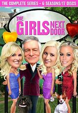 Girls Next Door . Complete Season 1 2 3 4 5 6 . Of The Playboy Mansion . 17 DVD