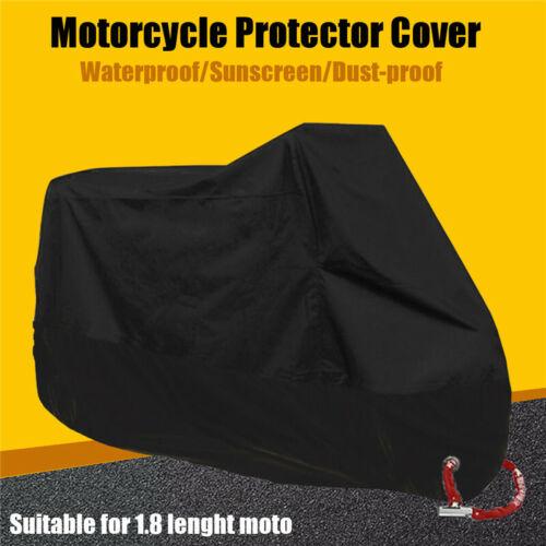 Nuevo cubierta de motocicleta urban sport Roller lona cobertora garaje plegable resistente al agua  | eBay