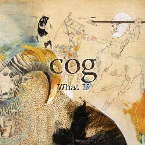 Cog - What If [New CD] Australia - Import