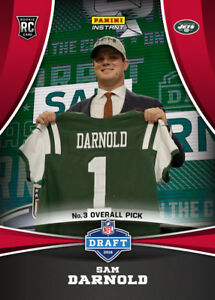 2018-PANINI-INSTANT-NFL-DRAFT-DP3-SAM-DARNOLD-NEW-YORK-JETS-PR-368