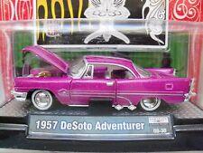 M2 MACHINES - AUTO-DREAMS - 12 DAYS OF CHRISTMAS 2008 - 1957 DESOTO ADVENTURER