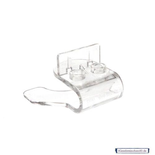 transp SK2 Super Jumper LEGO®  Minifigur Stand Flexible klar 18663 6093683