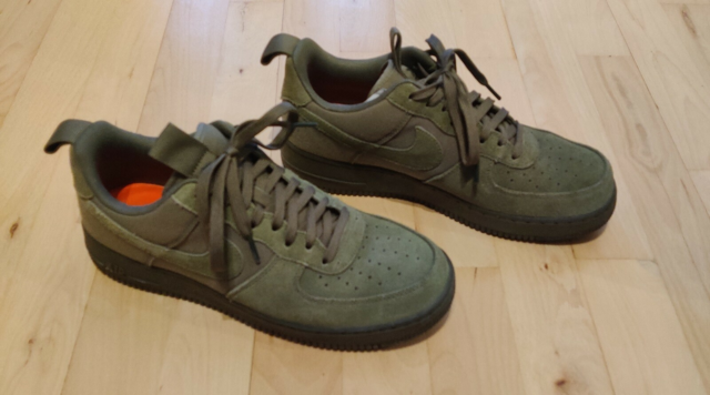 Sneakers, Nike, str. 43,  Næsten som ny,  Nike Air Force 1…