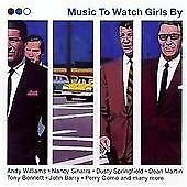 Various Artists - Music to Watch Girls By, Vol. 1   1999  2 CD
