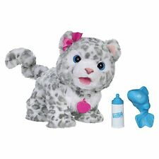 FurReal Friends Flurry My Baby Snow Leopard Pet