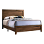 thumbnail 3 - NEW 4PC Brown Rustic Queen King Twin Full Bedroom Set Modern Furniture Bed/D/M/N