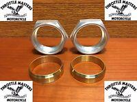 Manifold Nuts-seals Harley 45 Solo/servicar/servi-car