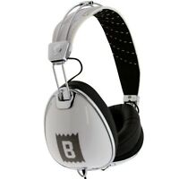 Bait X Skullcandy Roc Nation Aviator Headphones W Mic (white)