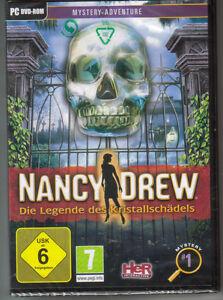 Nancy Drew - Die Legende des Kristallschädels - Deutschland - Nancy Drew - Die Legende des Kristallschädels - Deutschland