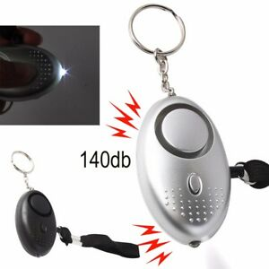 d30d4f2ae4acce Image is loading 140dB-Personal-Alarm-Keychain-Rape-Attack-Panic-Safety-