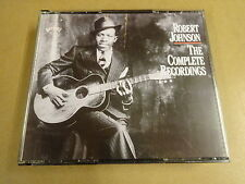 2-CD BOX / ROBERT JOHNSON - THE COMPLETE RECORDINGS