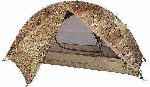 New OCP Multicam Lightfighter 1 Combat Tent Individial Military Shelter 1 Man