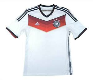Germania 2014-15 Authentic Home Shirt (eccellente) L soccer jersey