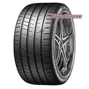 KIT-2-PZ-PNEUMATICI-GOMME-KUMHO-ECSTA-PS91-SUPER-CAR-XL-FSL-255-45ZR19-104Y-T