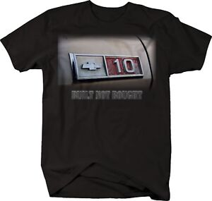 Chevy-C10-Built-Not-Bought-Vintage-1970-039-s-Truck-Tshirt