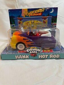 Chevron Cars Collectible Hank Hot Rod 2001 In Box