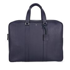 Montblanc Meisterstuck Leather Document Case - Blue