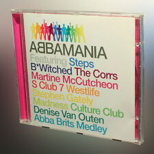 ABBAMania - Madness, Steps, Westlife, Kulturclub, Die Corrs - musik cd album