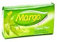 Margo Neem Indian Ayurvedic 75 Gram Bar Soap: Choose 2, 4 Or 6 Bars - Usa Seller
