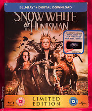 Snow White and the Huntsman Limited Edition SteelBook w/Full Slip NEW