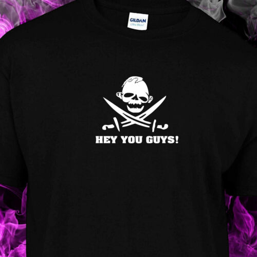 HEY YOU GUYS TSHIRT THE GOONIES 80/'s RETRO FILM