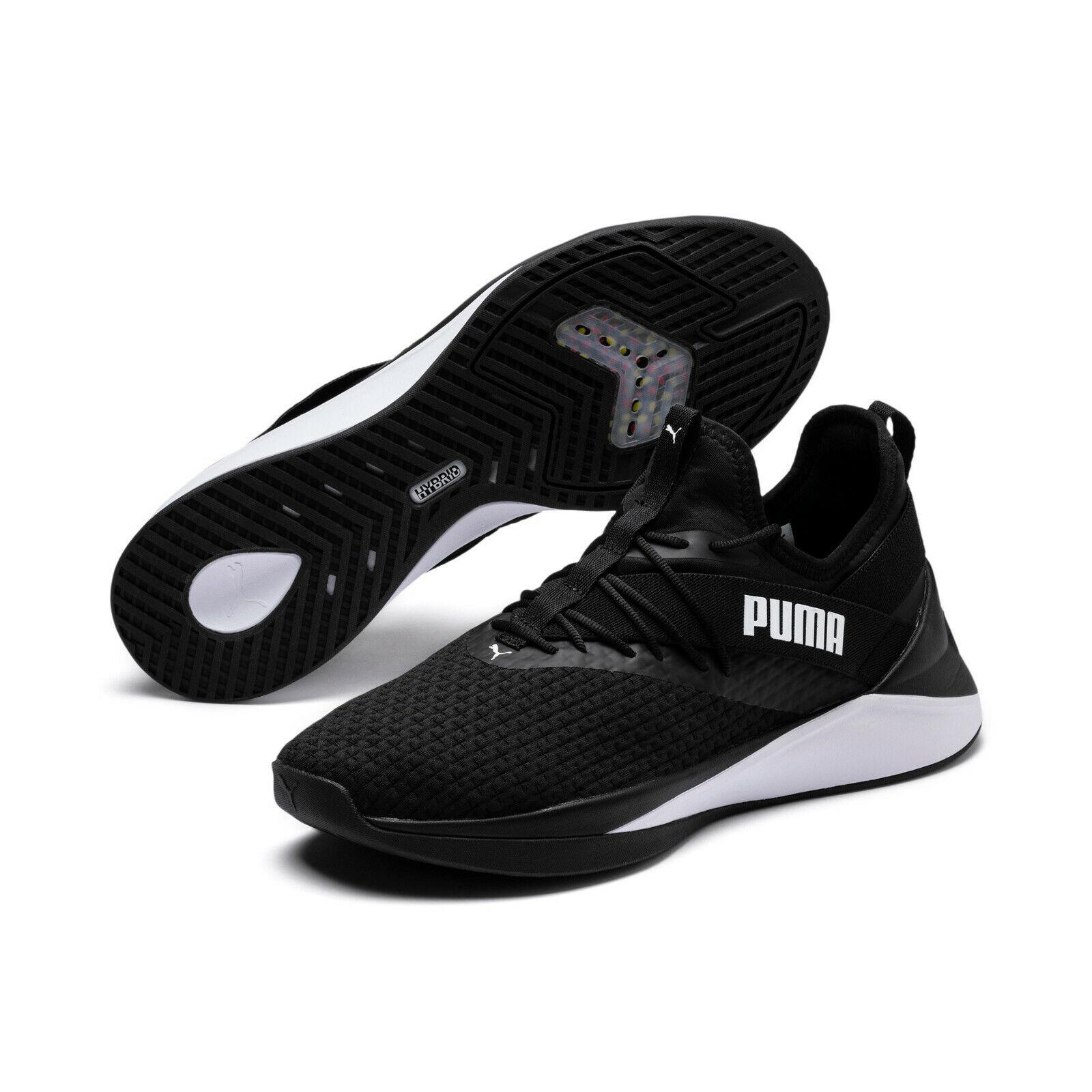 Puma Jaab XT Men's 41-46 caballeros fitness entrenamiento Lifestyle cortos zapato negro