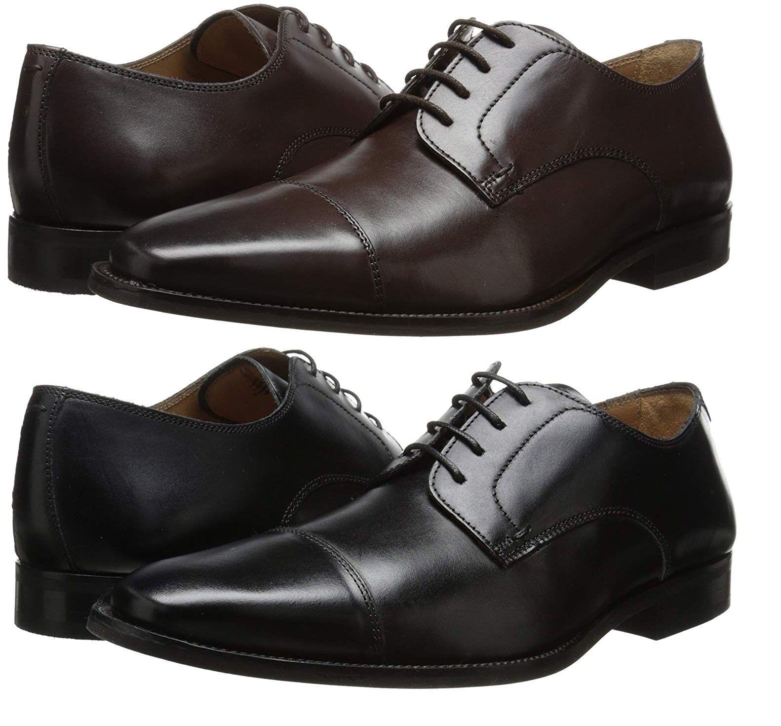 Florsheim Men's Sabato Cap Toe Oxfords Premium Leather Dress shoes NEW