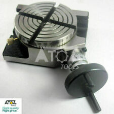 Free Shipping Turntable 4 Inch 100mm Horizontal Vertical