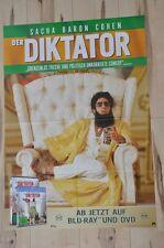 Filmposter Filmplakat A1 DINA1 - Der Diktator - Sacha Baron Cohen - Neu
